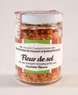Fleur de sel et piment d'Espelette