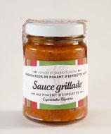 Sauce grillade au piment d' Espelette