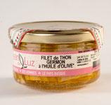 Filet de thon à l'huile