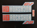 Kit adesivi forcella Rock Shox Sid 2 colori