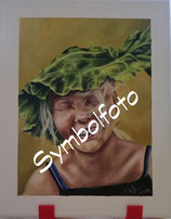 Portrait 30 x 40 cm