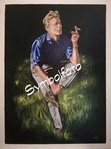 Portrait 80 x 100 cm