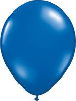 Pearl Sapphire Blue - Latexballon rund