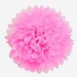PomPom pink 25 oder 35 cm