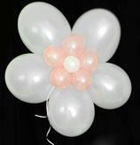 große Luftballon-Blume