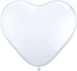 99959 kleines Herz Weiß
