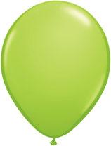 Lime Green - Latexballon rund