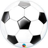 Bubble Luftballon Fußball