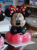 kleiner Minnie & Mickey Mouse Kopf