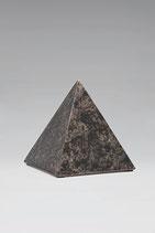Schwarz, Pyramide, Keramik