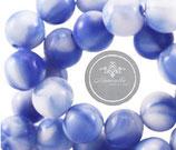 Blau Meliert  (K)