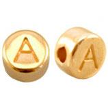 Gold Buchstaben/Zahlen