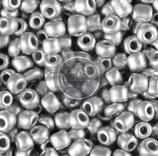 Silber Metal. (K)