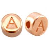 Rose Gold Buchstaben/Zahlen