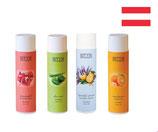 Duschgels produziert in Österreich