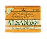 Alsan Margarine 250g Bio