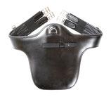 Stollenschutzgurte mit beids. Elast und Knopfsystem