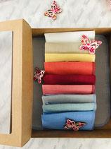 Nachhaltige Taschentücher