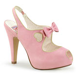 Pumps Bettie-03 von Pleaser pink