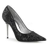 Pleaser Stiletto Heels Appeal-20G schwarz