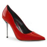 Pleaser Stiletto Heels Appeal-20 rot