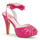 Pumps Bettie-01 von Pleaser pink