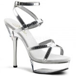 Luxus High Heels von Pleaser