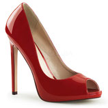 Pumps Sexy-42 von Pleaser rot