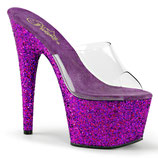 High Heels Adore 701LG  von Pleaser purple