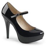 Pleaser High Heels Chloe-02 schwarz