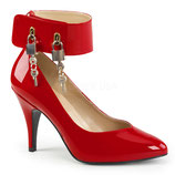 Pleaser Pumps  Dream-432 rot