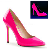 Pumps Amuse-20 von Pleaser fuchsia