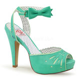 Pumps Bettie-01 von Pleaser teal
