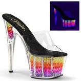 High Heels Adore 701SRS  von Pleaser neon