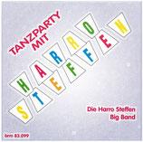 Tanzparty mit Harro Steffen CD