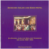 Zwischen Adlon und Eden CD