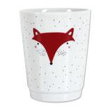 Porzellanteller Fuchs