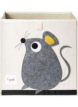 3 Sprouts Aufbewahrungsbox Maus