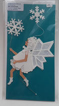 Karte Schneeflockenelfe, karibik