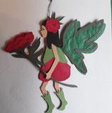 Pfingstrosen Elfe magenta