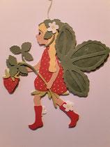 Elfe Erdbeere
