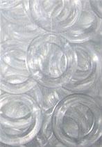 Antex transparante plastic ring