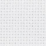 Aïda borduurstof 6,4 kruisjes per cm wit 130cm breed