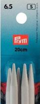 Kousen- en handschoenbreinaalden 6,5 mm