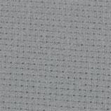 Aïda borduurstof 6,4 kruisjes per cm grijs 130cm breed