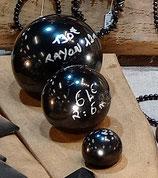 Sphère 3cm jusqu'à 15cm