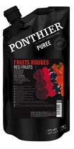 Purée de Fruits rouges 1kg