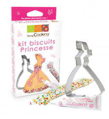 KIT BISCUITS PRINCESSE