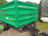 Lesko 1-Achs-Kipper 8-Tonnen