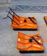 AGRO - Forest RM verschiedene Breiten mit 2 Ketten